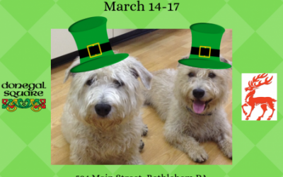 St. Patrick's Weekend in Bethlehem