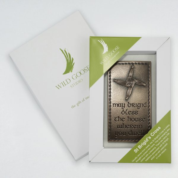 St. Brigid's Cross From Wild Goose Studio