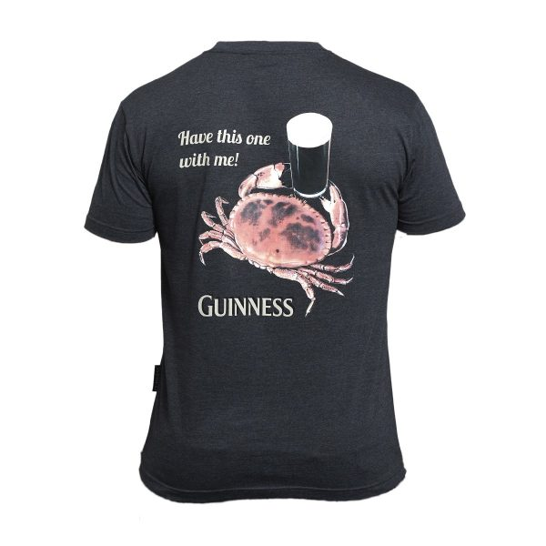Guinness Grey Crab Graphic Tee
