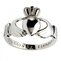 Shanore Gents Claddagh Ring