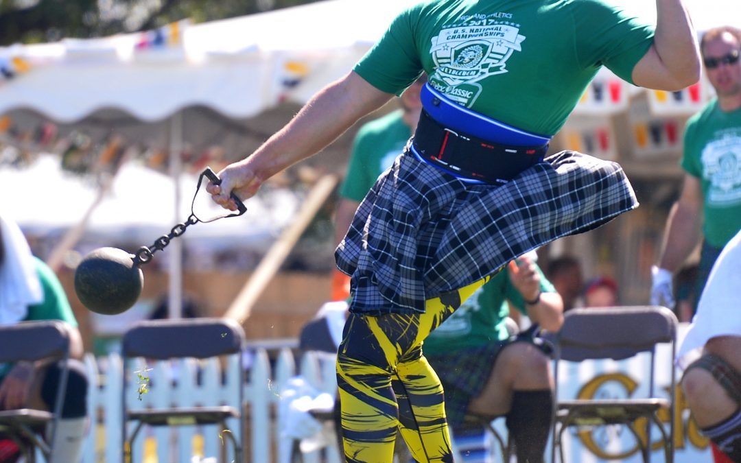 Celtic Classic and the Braemar Gathering